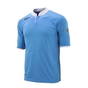 Afbeeldingen van Robey Kick Off Voetbalshirt - Licht Blauw
