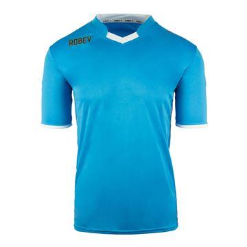 Afbeeldingen van Robey Hattrick Voetbalshirt - Licht Blauw