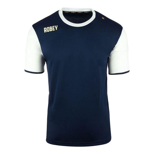 Afbeelding van Robey Icon Voetbalshirt - Navy Blauw/Wit