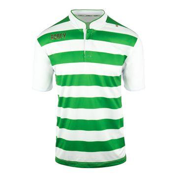 Afbeeldingen van Robey Legendary Voetbalshirt - Groen/ Wit