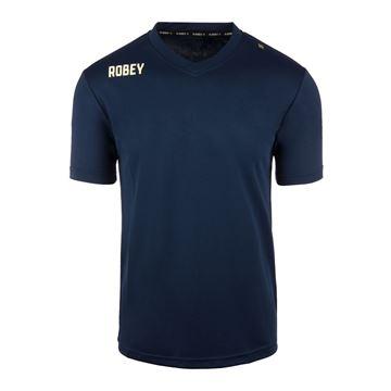 Afbeeldingen van Robey Score Voetbalshirt - Navy Blauw