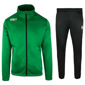 Afbeeldingen van Robey Premier Trainingspak - Groen