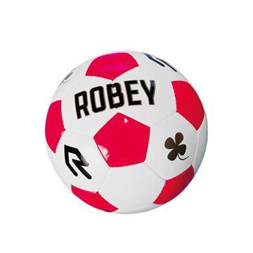 Afbeeldingen van Robey Voetbal - Wit/Rood