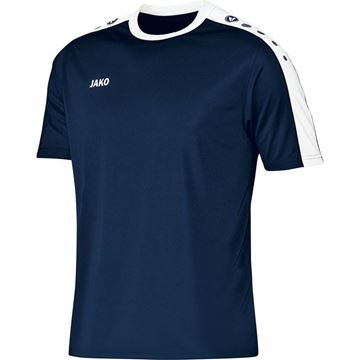 Afbeeldingen van JAKO Striker Shirt - Navy Blauw