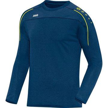Afbeeldingen van JAKO Classico Sweater - Nachtblauw