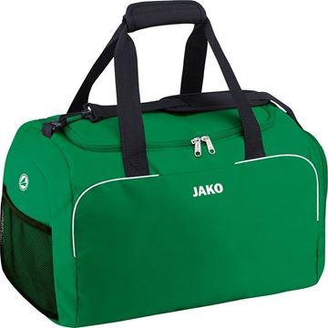 Afbeeldingen van JAKO Classico Sporttas - Groen