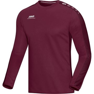 Afbeeldingen van JAKO Striker Sweater - Bordeaux