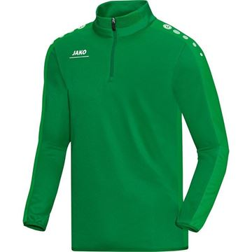 Afbeeldingen van JAKO Striker Zip Training Top - Groen