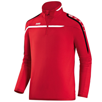 Afbeeldingen van JAKO Performance Zip Training Top - Rood