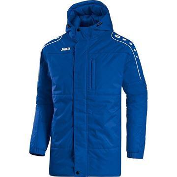 Afbeeldingen van JAKO Active Coach Jacket - Blauw