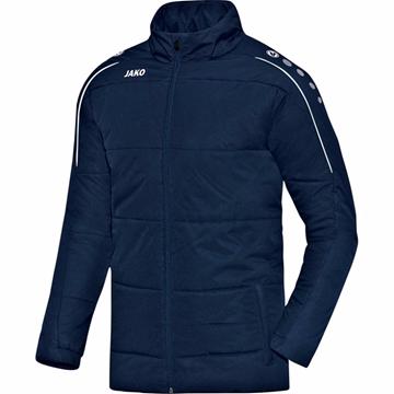 Afbeeldingen van JAKO Classico Coach Jacket - Navy Blauw
