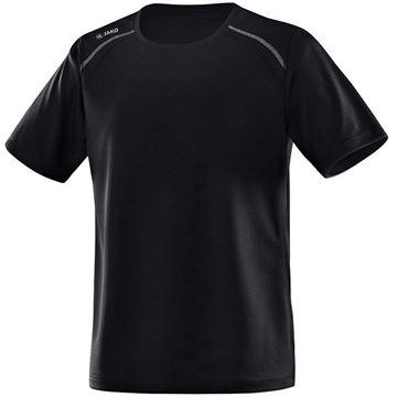 Afbeeldingen van JAKO Running Shirt - Zwart