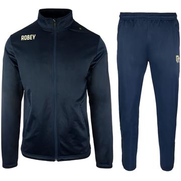Afbeeldingen van Robey Premier Trainingspak - Navy Blauw - Kinderen