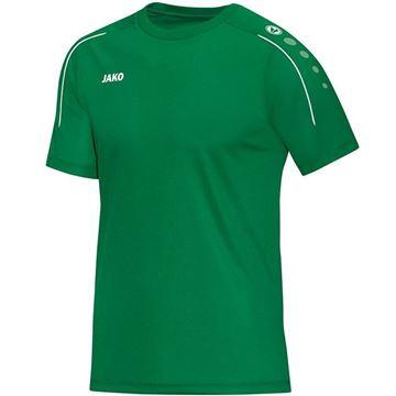Afbeeldingen van JAKO Classico Shirt - Groen - Kinderen