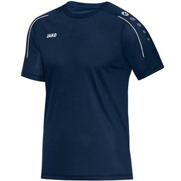 Afbeeldingen van JAKO Classico Shirt - Navy Blauw - Kinderen