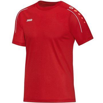 Afbeeldingen van JAKO Classico Shirt - Rood - Kinderen