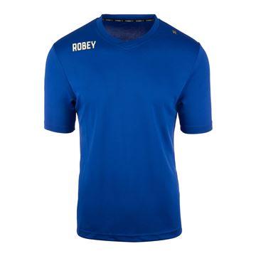 Afbeeldingen van Robey Score Voetbalshirt - Blauw - Kinderen