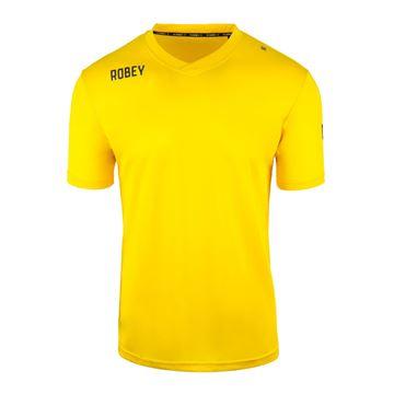 Afbeeldingen van Robey Score Voetbalshirt - Geel - Kinderen