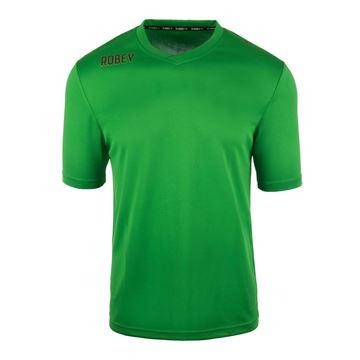 Afbeeldingen van Robey Score Voetbalshirt - Groen - Kinderen