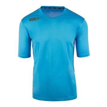 Afbeeldingen van Robey Score Voetbalshirt - Licht Blauw - Kinderen