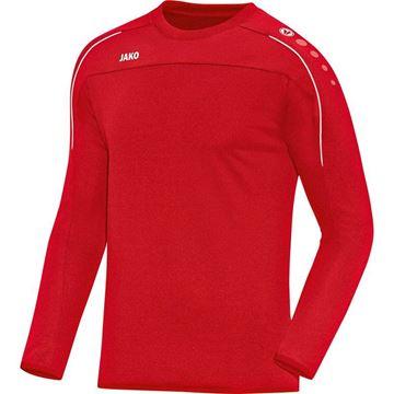 Afbeeldingen van JAKO Classico Sweater - Rood - Kinderen