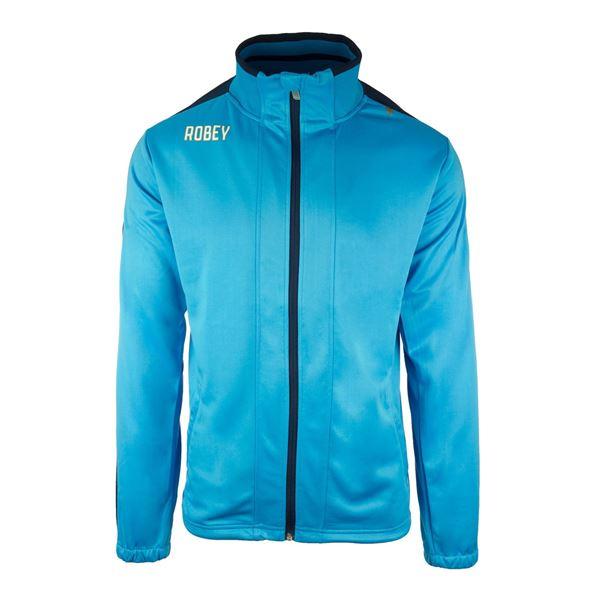 Afbeelding van Robey Performance Trainingsjack - Lichtblauw - Kinderen