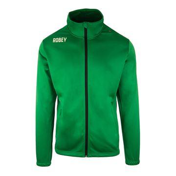 Afbeeldingen van Robey Premier Trainingsjack - Groen - Kinderen