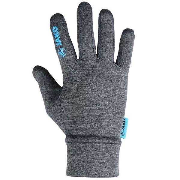 Afbeelding van JAKO Functionele handschoenen gemeleerd - Grijs