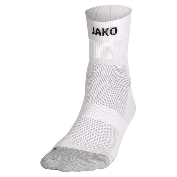 Afbeelding van JAKO Trainingsokken Basic - Wit