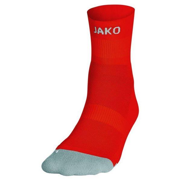 Afbeelding van JAKO Trainingsokken Basic - Rood