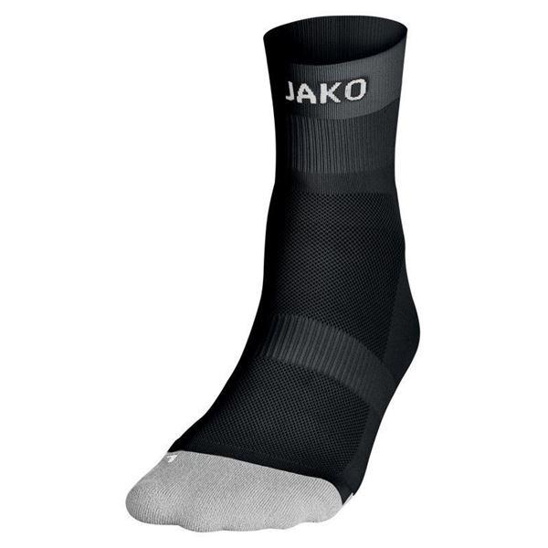 Afbeelding van JAKO Trainingsokken Basic - Zwart