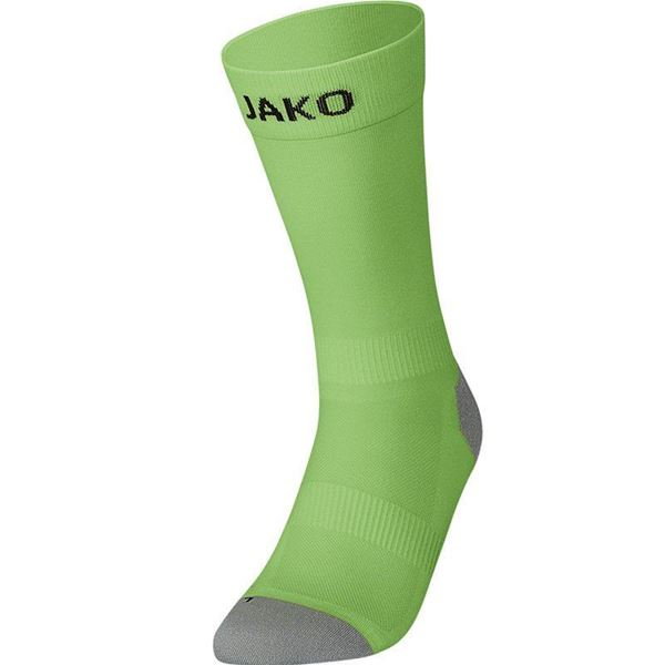 Afbeelding van JAKO Trainingsokken Basic - Lichtgroen