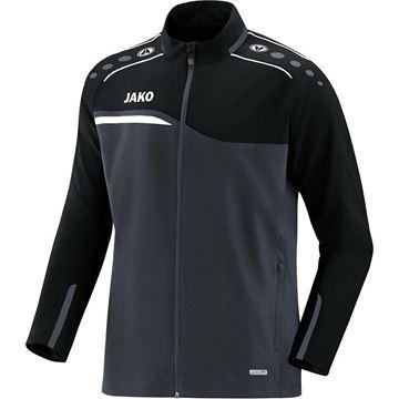 Afbeeldingen van JAKO Competition Vest - Antraciet - Zwart