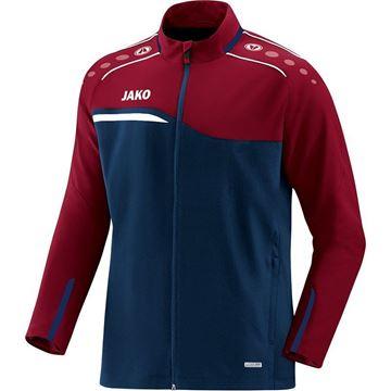 Afbeeldingen van JAKO Competition Vest - Donkerblauw - Rood