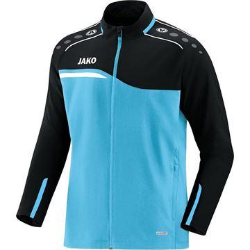 Afbeeldingen van JAKO Competition Vest - Lichtblauw - Zwart