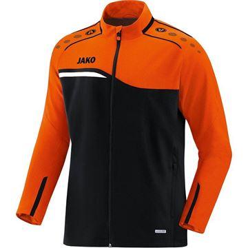 Afbeeldingen van JAKO Competition Vest - Zwart - Oranje - Kinderen