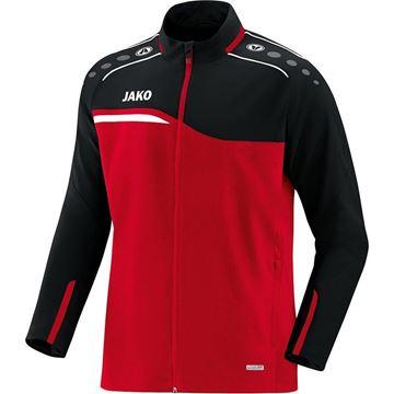 Afbeeldingen van JAKO Competition Vest - Rood - Zwart - Kinderen