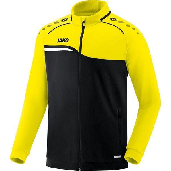 Afbeelding van JAKO Competition Polyestervest - Zwart - Geel