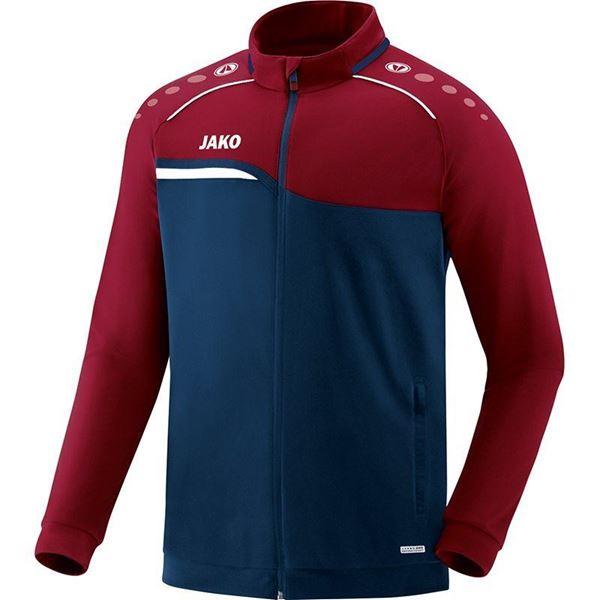 Afbeelding van JAKO Competition Polyestervest - Navy - Blauw - Rood - Kinderen