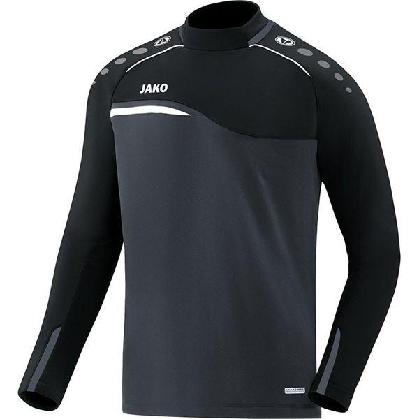 Afbeelding van JAKO Competition Sweater - Antraciet - Zwart