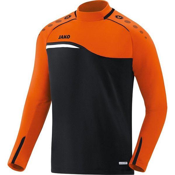 Afbeelding van JAKO Competition Sweater - Zwart - Oranje