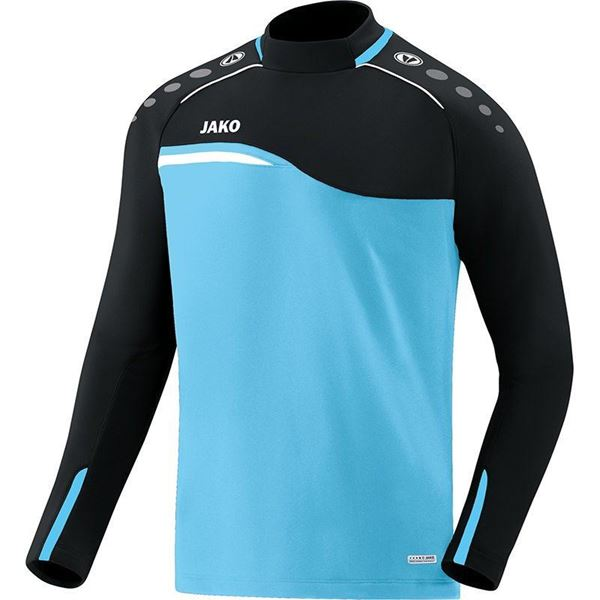 Afbeelding van JAKO Competition Sweater - Lichtblauw - Zwart