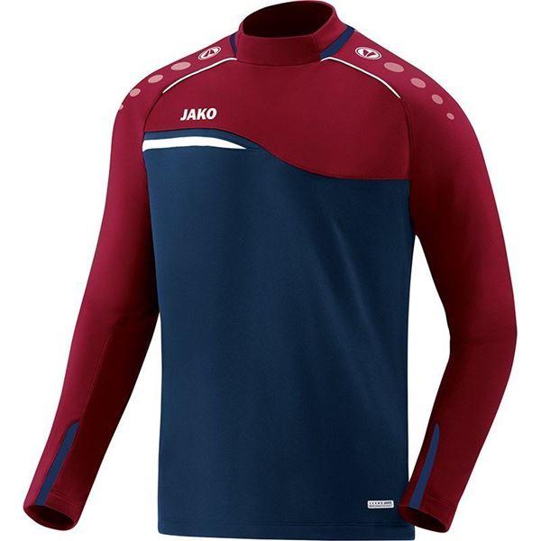 Afbeelding van JAKO Competition Sweater - Navy - Blauw - Rood - Kinderen