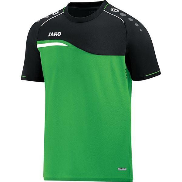 Afbeelding van Jako Competition Shirt - Groen - Zwart