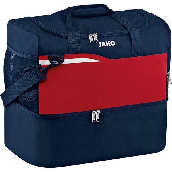 Afbeelding van Jako Competition Tas - Navy - Blauw - Rood