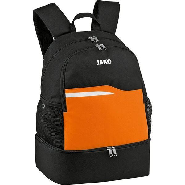 Afbeelding van Jako Competition Rugzak - Zwart - Oranje