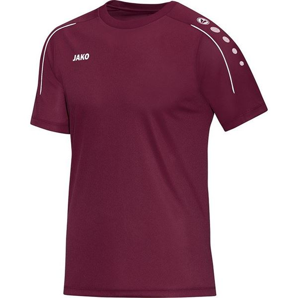 Afbeelding van JAKO Classico Shirt - Bordeaux