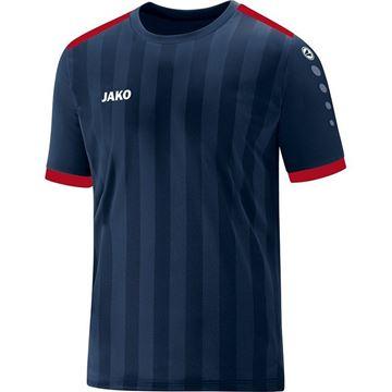 Afbeeldingen van JAKO Porto 2.0 Shirt - Navy Blauw/Rood