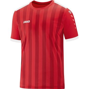 Afbeeldingen van JAKO Porto 2.0 Shirt - Rood/Wit
