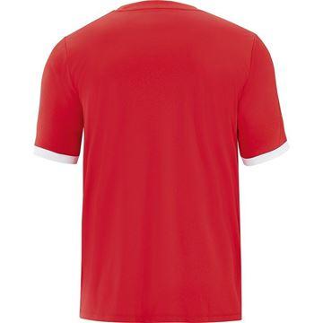 Afbeeldingen van JAKO Porto 2.0 Shirt - Rood/Wit - Kinderen